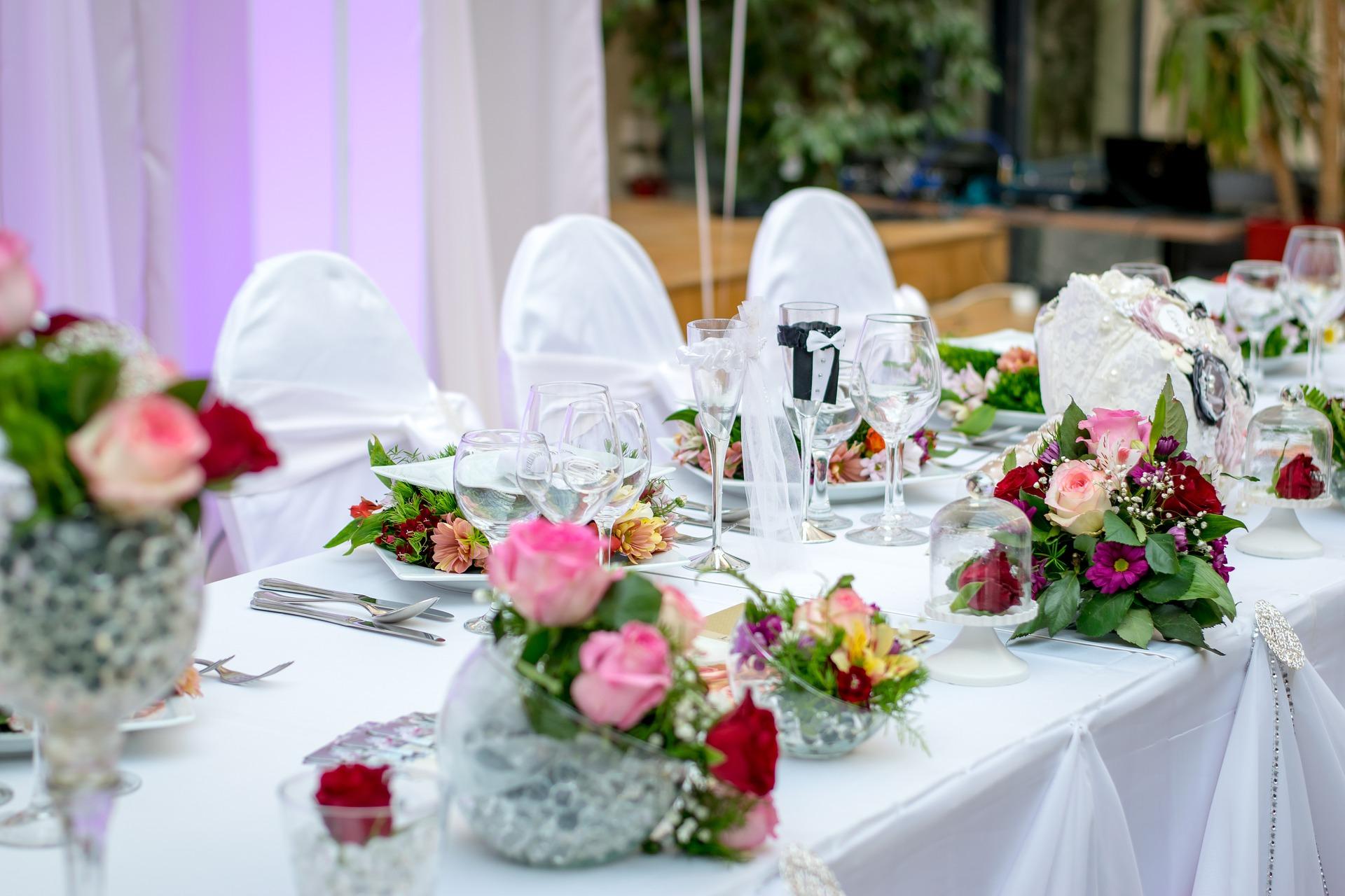 Comment choisir le lieu de la réception de mariage ?